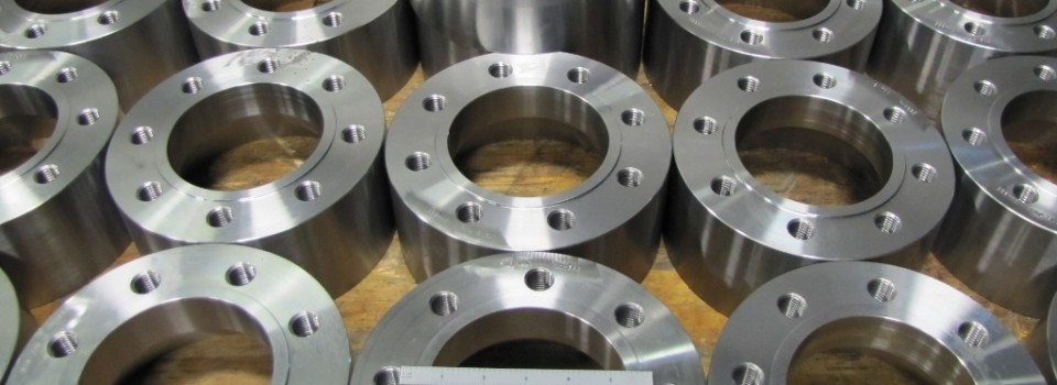 Flanges Production