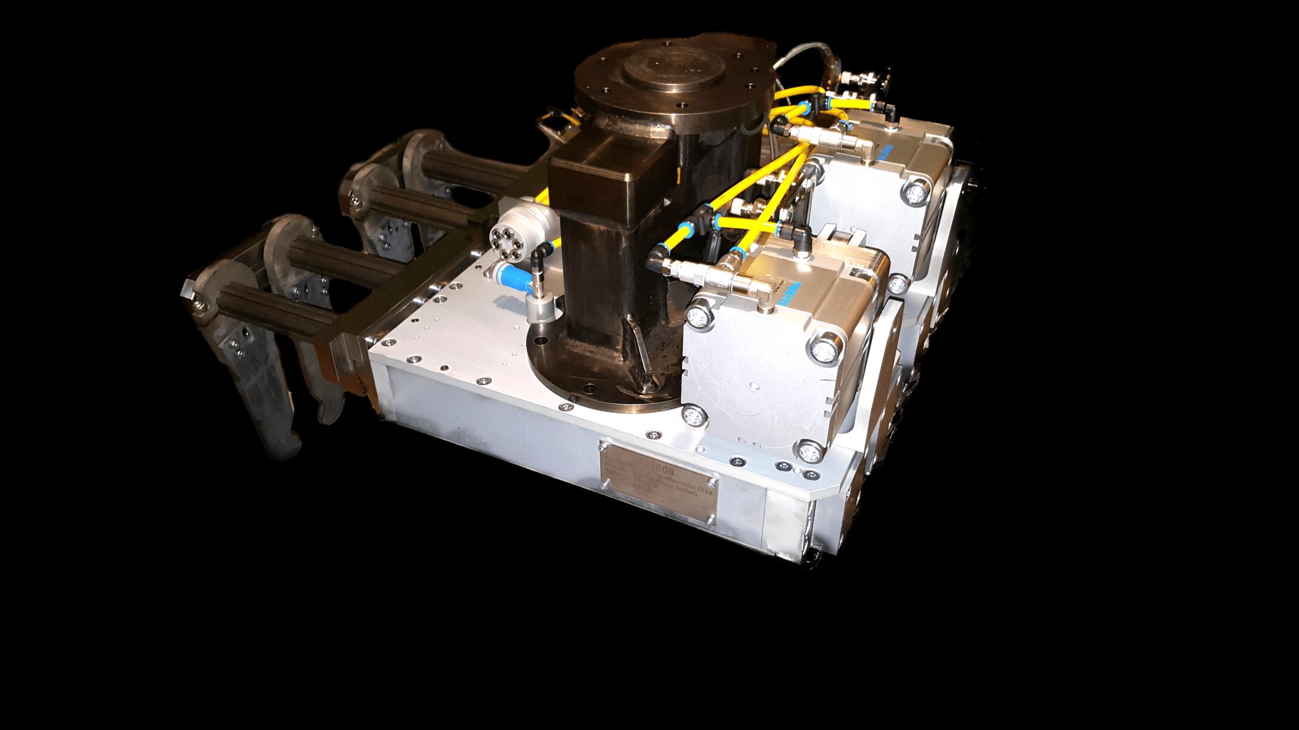 Robotergreifer, Industrieroboter Polen